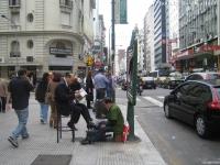 Calle Corrientessigne