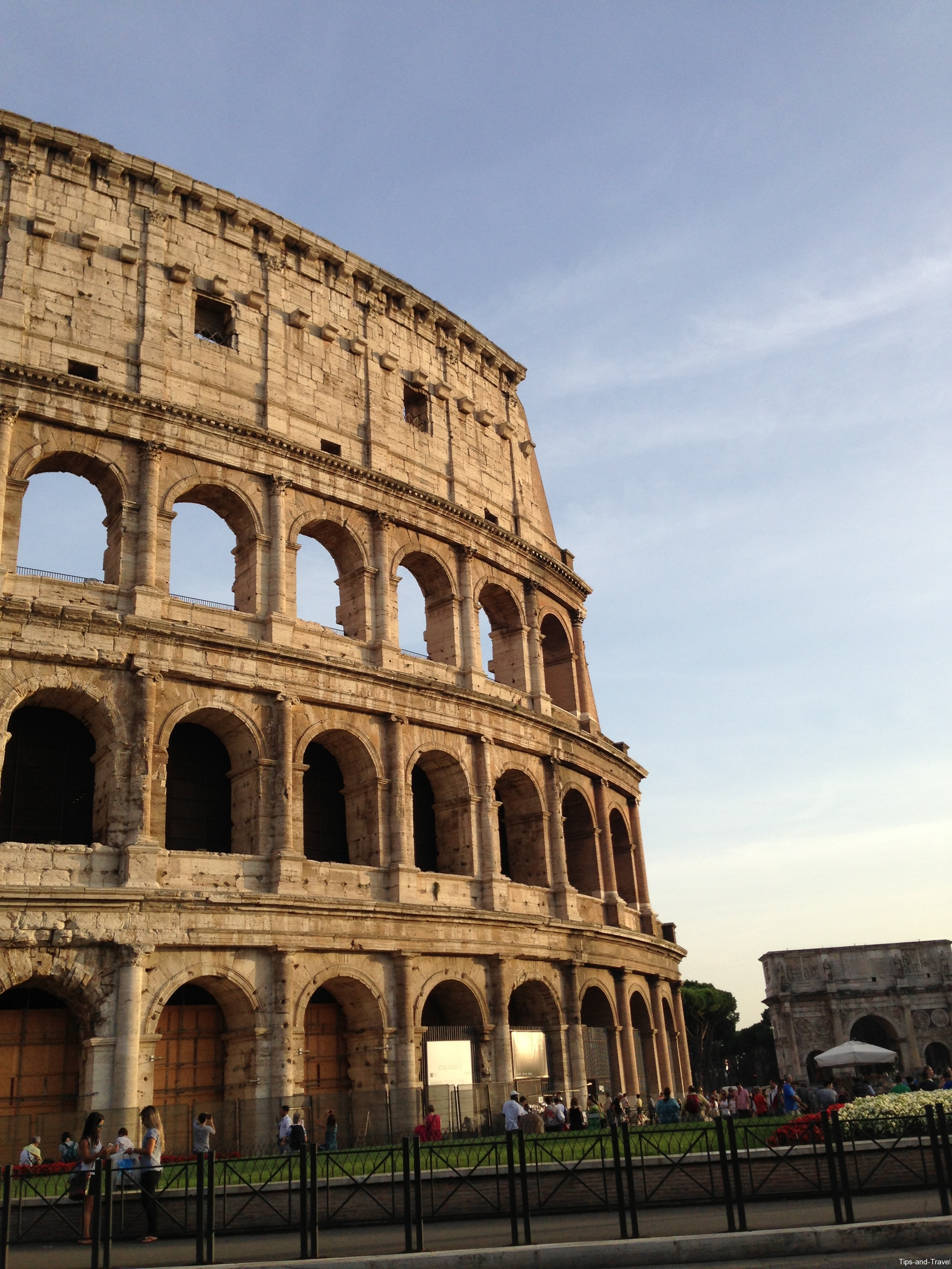 The Colosseum Rome Italy Tips And Travel