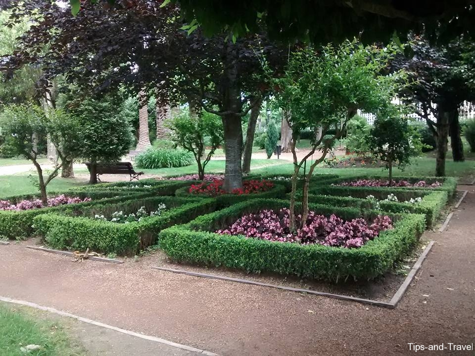 Botanical Garden of Padron, La Coruña, Spain – Tips-and-Travel