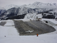 Courchevel-Airport-France1