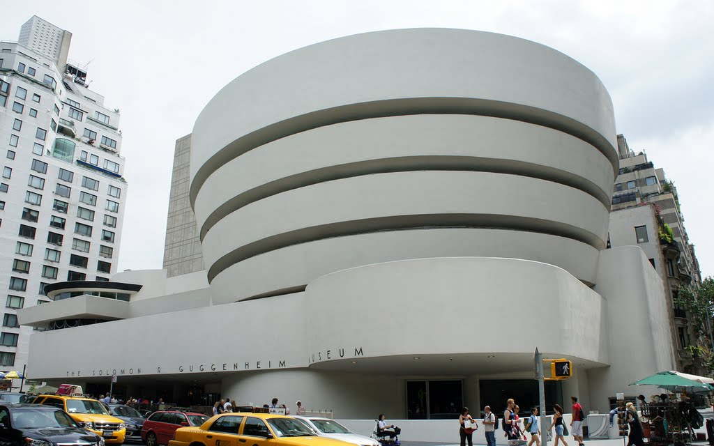 Museo Solomon R Guggenheim New York Stati Uniti Tips