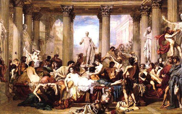Image result for pagan festival lupercalia valentines